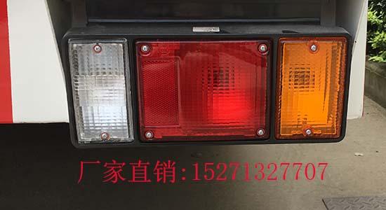 消防车侧照明灯
