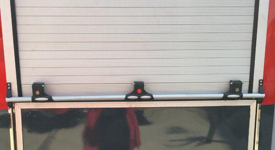 消防车卷帘门配件