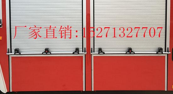 消防车卷帘门直销