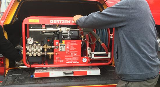 重汽消防器材平托